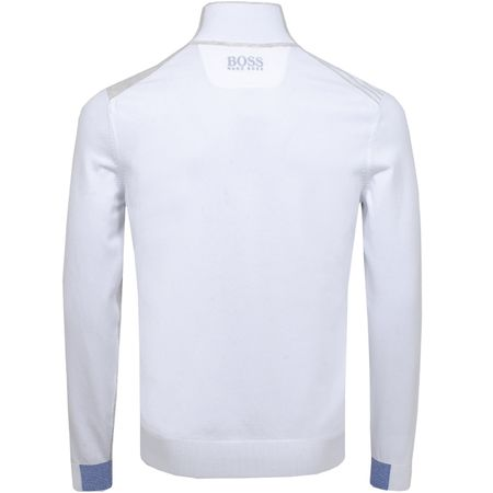 Hoodie Zelchior Pro Training White BOSS Picture