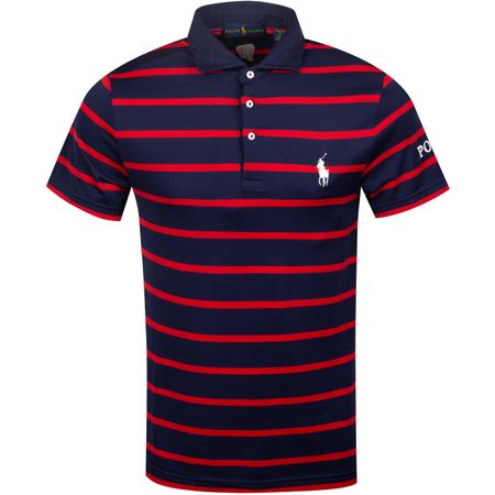 Golf undefined x Justin Thomas YD Tour Pique French Navy/RL2000 Red - AW19 made by Polo Ralph Lauren