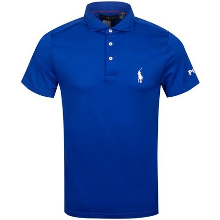Golf undefined x Justin Thomas Tour Pique Rugby Royal - AW19 made by Polo Ralph Lauren