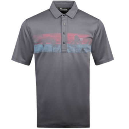 Polo Meister Blue Nights TravisMathew Picture
