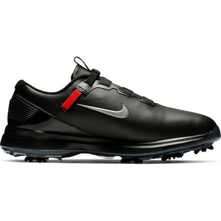 Golf undefined TW '19 QS Golf Shoe Black/Reflect Silver made by Nike Golf