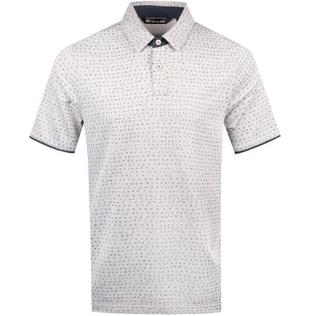 Polo Nailed It Heather Quiet Shade TravisMathew Picture