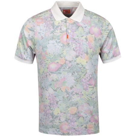 Polo The Golf Floral Polo Multi-Color Nike Golf Picture