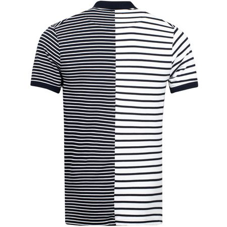Golf undefined The Golf Stripe Polo Black/Sail made by Nike Golf