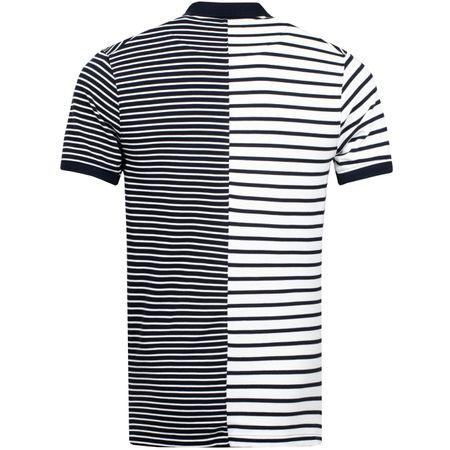 Polo The Golf Stripe Polo Black/Sail Nike Golf Picture