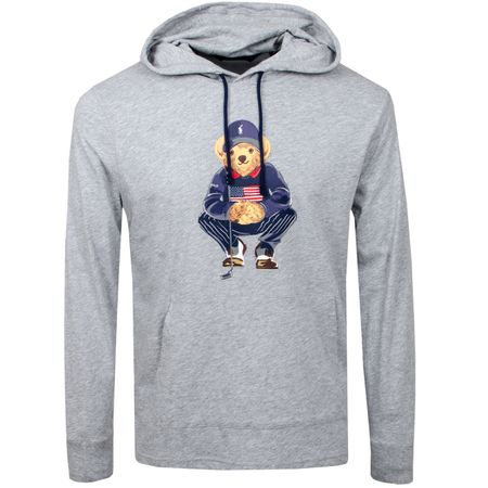 Golf undefined x Justin Thomas Jersey Hoodie Light Grey Heather - AW19 made by Polo Ralph Lauren