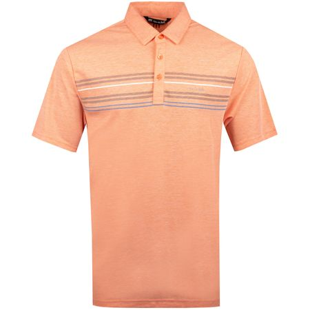 Polo DHM Heather Persimmon TravisMathew Picture