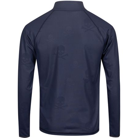 Golf undefined Skull & T's Embossed Full Zip Twilight - AW19 made by G/FORE