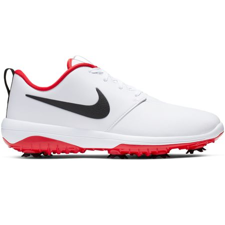 Golf undefined Roshe Golf Tour White/Black/University Red made by Nike Golf