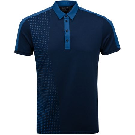 Golf undefined Moe Ventil8+ Polo Navy/Ensign Blue - AW19 made by Galvin Green
