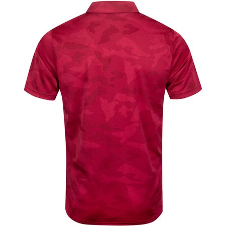 Golf undefined Alterknit Camo Polo Rhubarb - AW19 made by Puma Golf