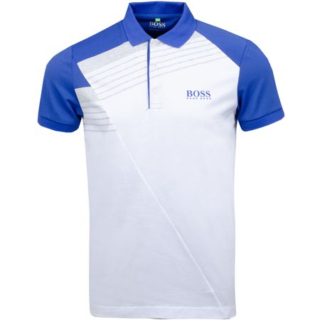 Polo Paddy Pro 1 Training White BOSS Picture