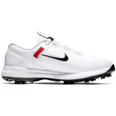 Golf undefined TW '19 QS Golf Shoe White/Black/Metallic Cool Grey made by Nike Golf