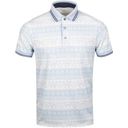 Golf undefined Ghostwolf Polo Arctic - SS19 made by Greyson