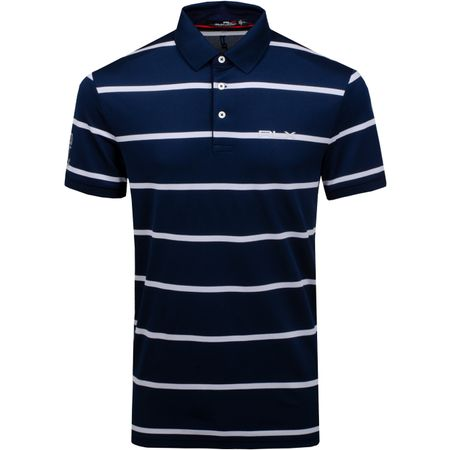 Golf undefined Yarn Dye Lightweight Tech Pique French Navy - AW19 made by Polo Ralph Lauren