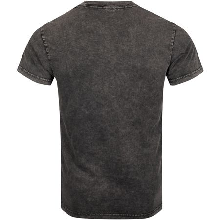 Golf undefined Rising Eagle Tee Black Stone Wash - 2019 made by Birds of Condor
