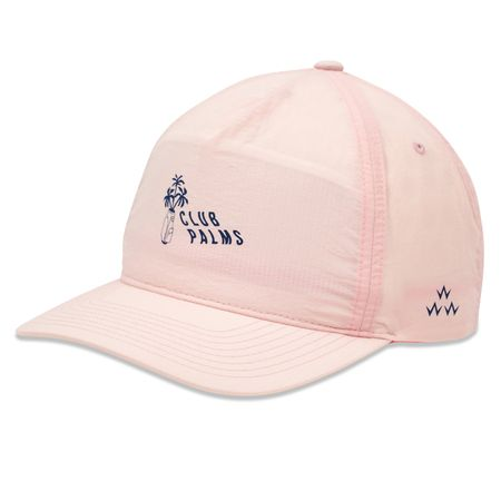 Cap Club Palms Cap Pink - 2019 Birds of Condor Picture