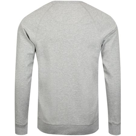Golf undefined Birdie Crewneck Light Grey - 2019 made by Birds of Condor