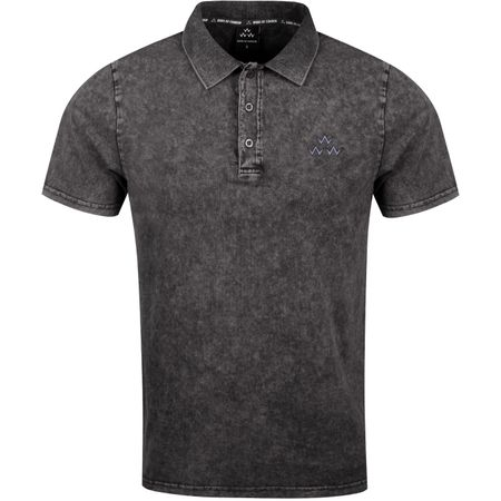 Golf undefined Triple Eagle Polo Black Stone Wash - 2019 made by Birds of Condor