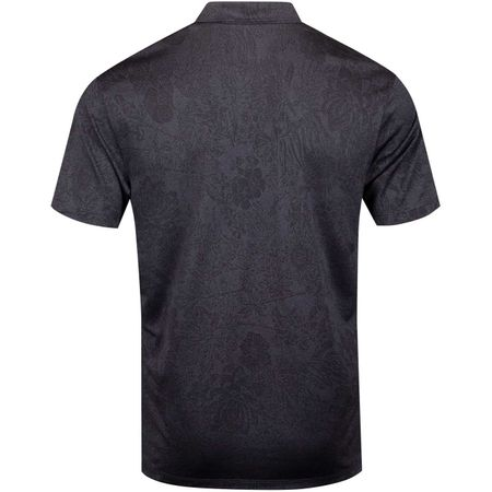 Golf undefined Breathe Vapor Jacquard Print Polo Gridiron - 2019 made by Nike Golf