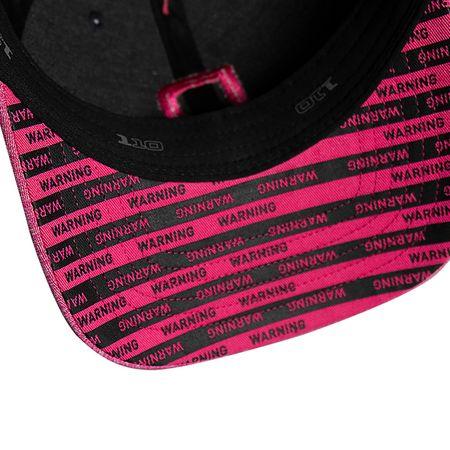 Cap LE PGA Championship P110 Snapback Cap Warning Black/Pink - 2019 Puma Golf Picture