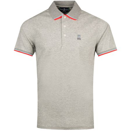 Golf undefined Sport Gosfield Polo Heather Grey - SS19 made by Psycho Bunny