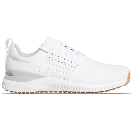 Shoes Adicross Bounce Shoe Cloud White/Grey Two/Gum - 2019 Adidas Golf Picture