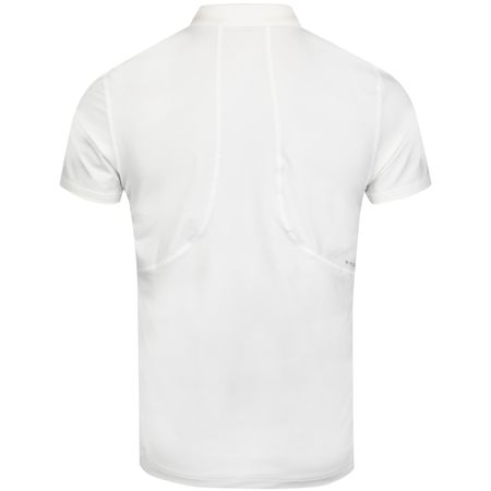 Golf undefined M-Flex Flatiron Slim Polo White - SS19 made by Bonobos