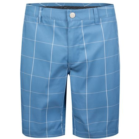Golf undefined Highland Shorts Novelty Blue Windowpane - SS19 made by Bonobos