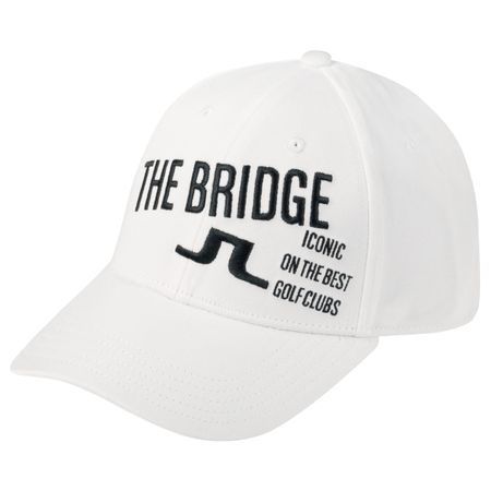 Golf undefined Iconic Cap Flexi Twill White - SS19 made by J.Lindeberg