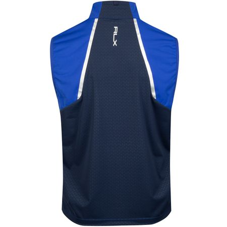 Golf undefined Stratus Vest Royal Blue/French Navy - SS19 made by Polo Ralph Lauren