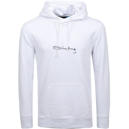 Golf undefined Iconic Hoodie French Terry White - SS19 made by J.Lindeberg