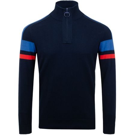 Golf undefined Iconic Case Cotton Coolmax JL Navy - SS19 made by J.Lindeberg