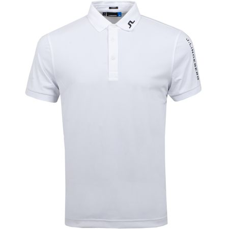 Golf undefined Iconic Tour Tech Slim Fit White - SS19 made by J.Lindeberg