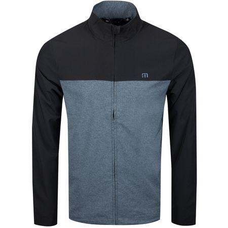 Jacket All Square Vintage Indigo/Black - SS19 TravisMathew Picture