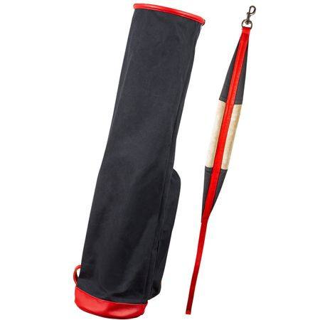 Golf undefined MacKenzie X TrendyGolf Golf Bags Waxed Canvas Original Walker Black - 2019 made by MacKenzie Golf Bags