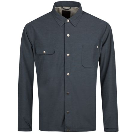 Jacket Fully Lined Shirt Jacket Navy - SS19 Linksoul Picture
