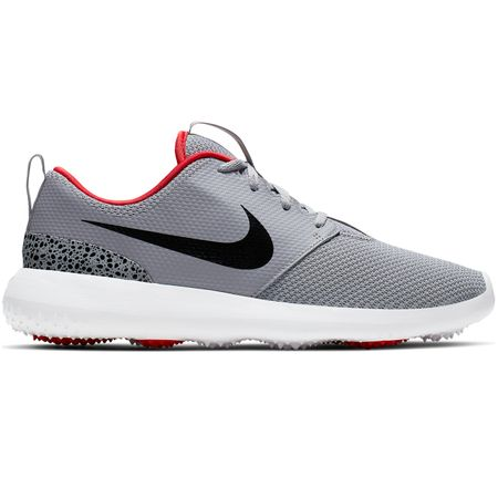 Shoes Roshe Golf Cement Grey/Black - 2019 Nike Golf Picture