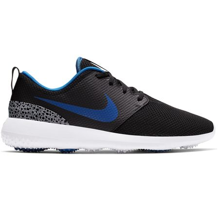 Shoes Roshe Golf Black/Game Royal - 2019 Nike Golf Picture