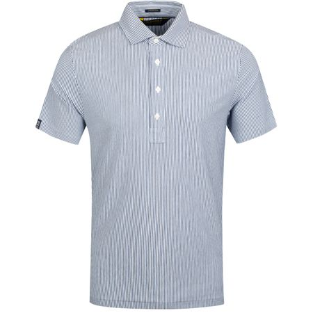 Golf undefined Stretch Vintage Lisle Print White/Cabana Blue - SS19 made by Polo Ralph Lauren