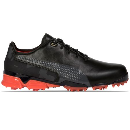 Shoes LE Ignite Pro Adapt Shoe Black/Iron Gate Camo - 2019 Puma Golf Picture