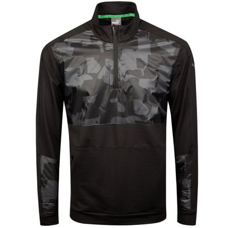 MidLayer LE Union Camo Quarter Zip Iron Gate - SS19 Puma Golf Picture