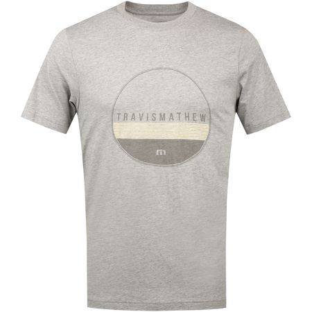 Golf undefined Me Time Heather Grey - SS19 made by TravisMathew