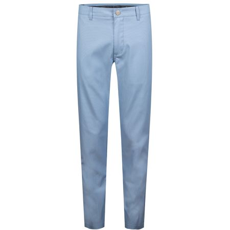 Trousers Highland Pants Slim Light Blue Minicheck - SS19 Bonobos Picture