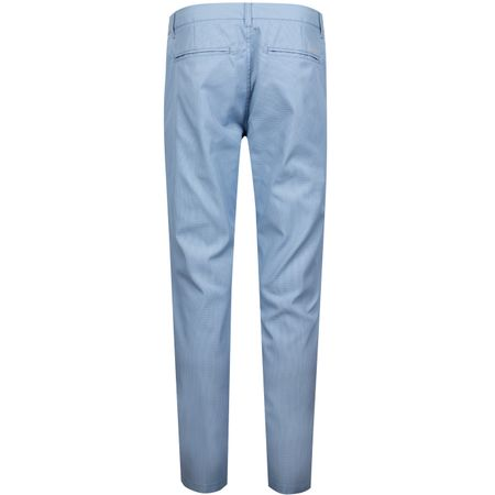 Golf undefined Highland Pants Slim Light Blue Minicheck - SS19 made by Bonobos