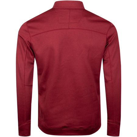 MidLayer Therma Repel Half Zip Night Maroon - SS19 Nike Golf Picture