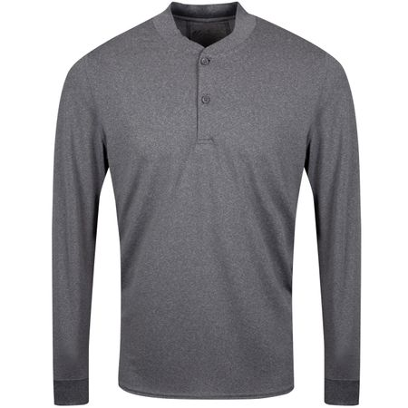 Golf undefined M-Flex Long Sleeve Slim Polo Heather Grey - SS19 made by Bonobos
