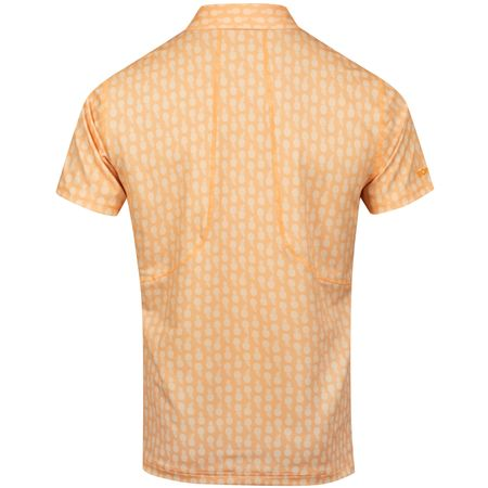 Golf undefined Limited Edition Printed Pique Slim Polo Pineapple Stamp - SS19 made by Bonobos