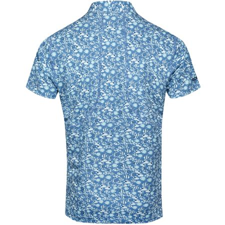 Golf undefined Limited Edition Printed Pique Slim Polo Fish Print - SS19 made by Bonobos