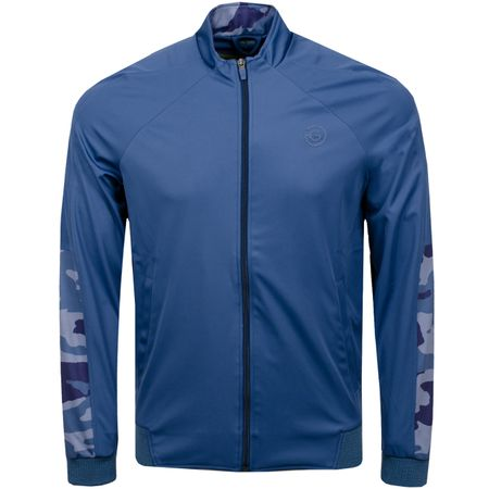 Golf undefined Edge Ensign Interface-1 Jacket Blue Camo - SS19 made by Galvin Green
